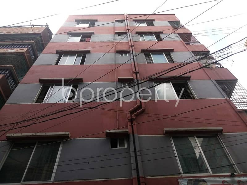 Flat for Sale in Mirpur close to Benaroshi Palli