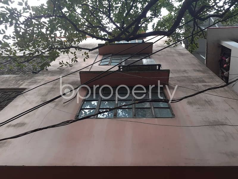 Well Developed Flat Is Up For Rent In Dhanmondi Nearby Naaz E Noor Hospital (pvt) Ltd