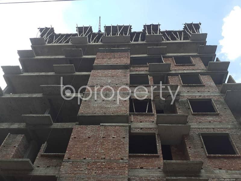 Flat For Sale In Mohammadpur Near Baitul Aman Masjid