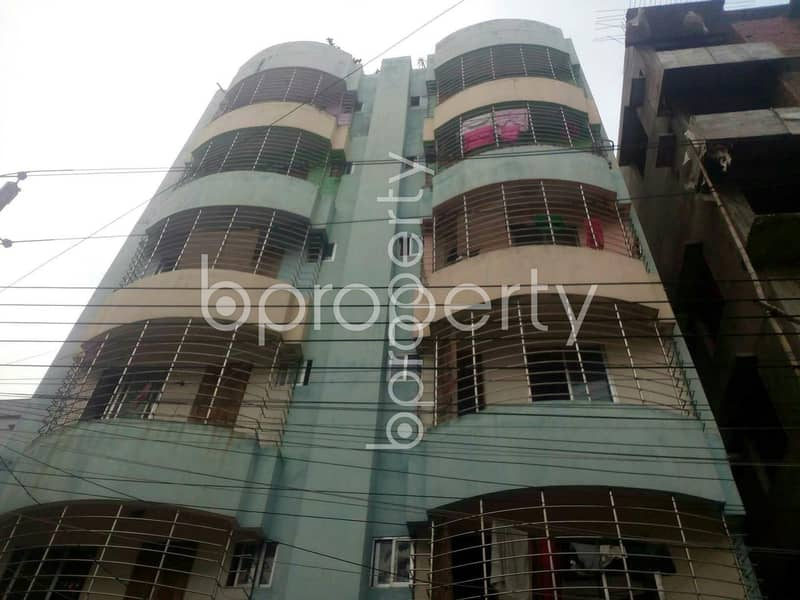A Beautiful Apartment Is Up For Sale At Uttara Near Police Bureau Of Investigation