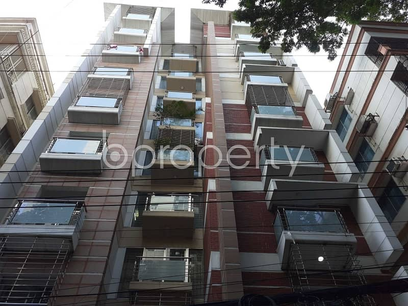 An Apartment For Sale Is Located On Banani Near The City Bank Limited.
