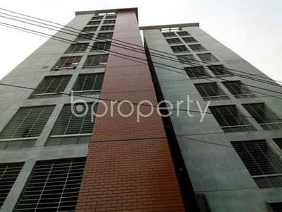 An Apartment For Sale Includes At Manikdi , Near Mastertek Jame Masjid.