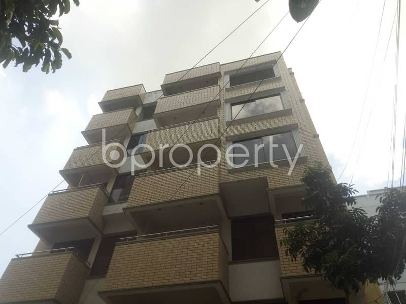 Flat For Rent In Baridhara Near Bloomfield International School And College