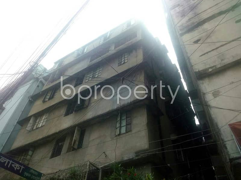 Flat Near Baitun Nur Jame Masjid For Rent In Rampura