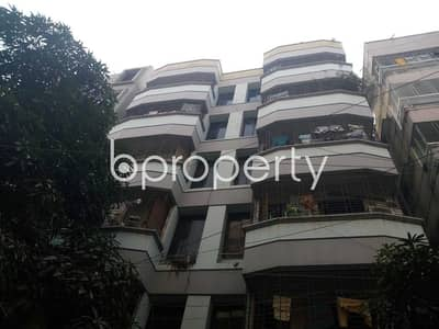 A rightly planned flat is found for sale in Uttara nearby South Breeze School