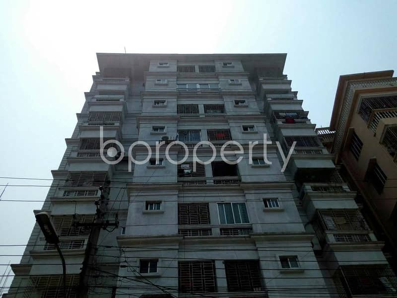 See this apartment which is up for sale in Matikata near Balur Math Jame Masjid