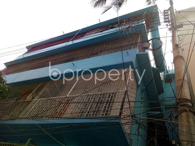 Nice Flat In Dhanmondi Is Now For Rent Nearby Saint Jude's International School