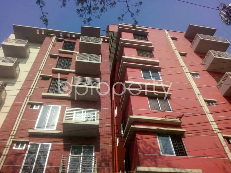 We Have A Ready Flat For Sale In Uttar Khan Nearby Chamurkhan Government Primary School