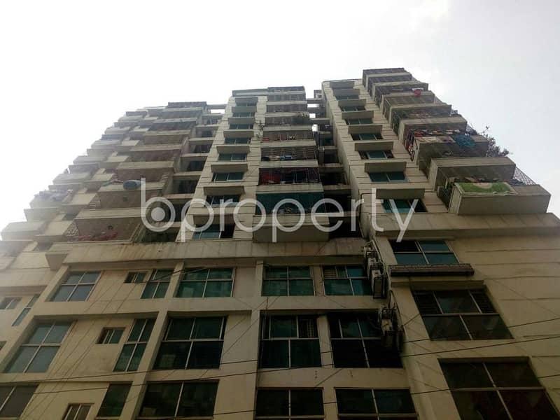 At Motijheel flat for Sale close to Gopibag Jame Masjid