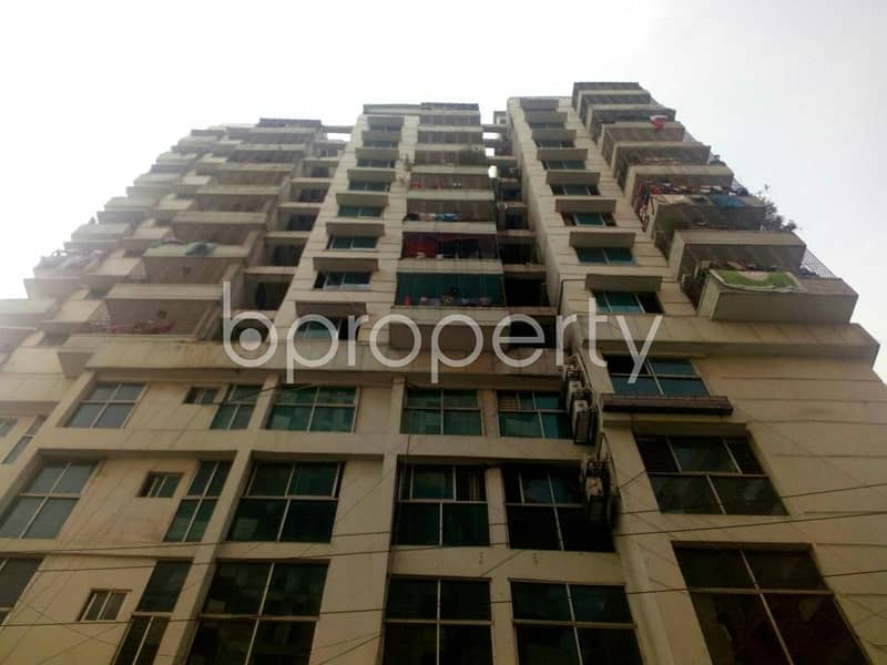 Flat For Sale Covering An Area In Gopibag Nearby Baitun Noor Jame Mosjid