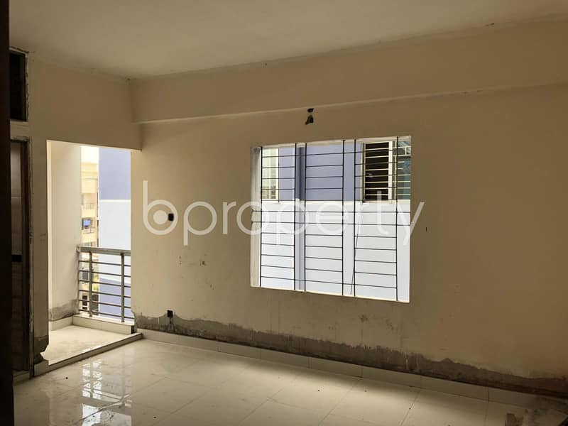 Admirable Flat Can Be Found In Middle Paikpara For Sale, Near Paikpara Central Jame Masjid