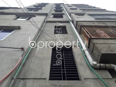 2 Bedroom Flat for Rent in Turag, Dhaka - An Apartment for rent is all set for you to settle in Turag close to Sheikh Munshibari Baitun Nur Jame Mosque