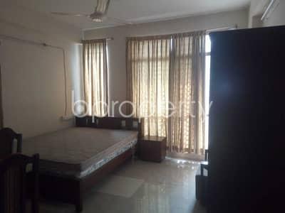 ভাড়ার জন্য BAYUT_ONLYএর ফ্ল্যাট - নিকেতন, ঢাকা - 1560 Sq Ft Flat For Rent Covering A Beautiful Area In Niketan Nearby Niketan Central Jame Mosjid