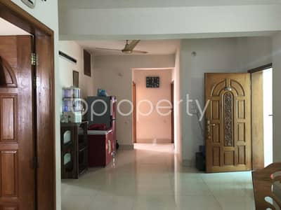 3 Bedroom Apartment for Sale in Nikunja, Dhaka - Well Planned Apartment For Sale In Nikunja Nearby Nikunja 2 Jame Masjid