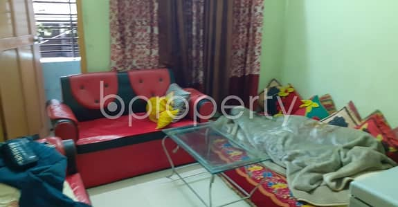 2 Bedroom Flat for Sale in Maniknagar, Dhaka - This Ready Apartment At Maniknagar, Near Dutch-bangla Bank Limited Is Up For Sale.