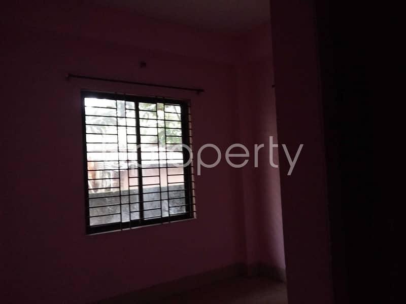An Apartment Is Ready For Rent At Halishahar , Near Masjid-e-Baitul Azim.