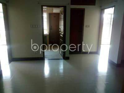 This Flat Is Now Vacant For Rent In Lichu Bagan Close To Khasadbir Modoni Jame Mosjid