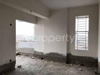3 Bedroom Flat for Sale in Maniknagar, Dhaka - Well Planned Apartment For Sale In Maniknagar Near Manik Nagar Ideal School
