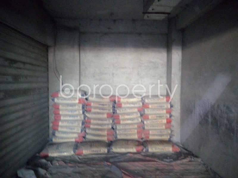 A Shop Is Up For Sale In Bandartila Near Shahjalal Islami Bank Limited.