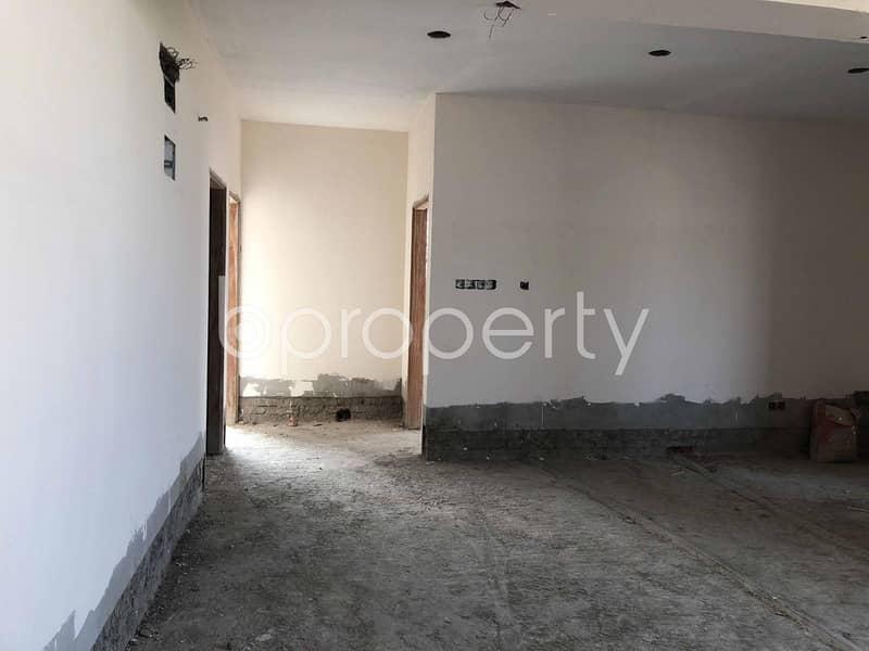 Convenient Apartment For Sale In Maniknagar Near Manik Nagar Pukurpar Jame Masjid