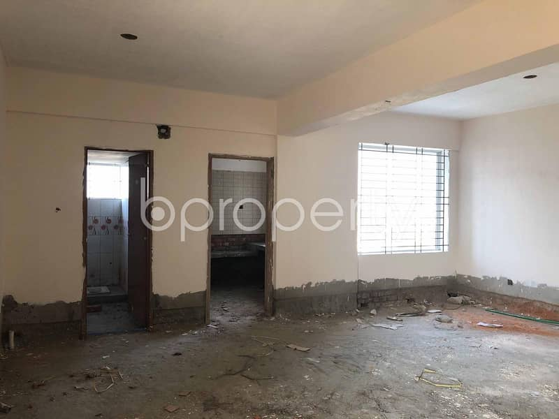 Convenient Apartment For Sale In Maniknagar Nearby DBBL ATM