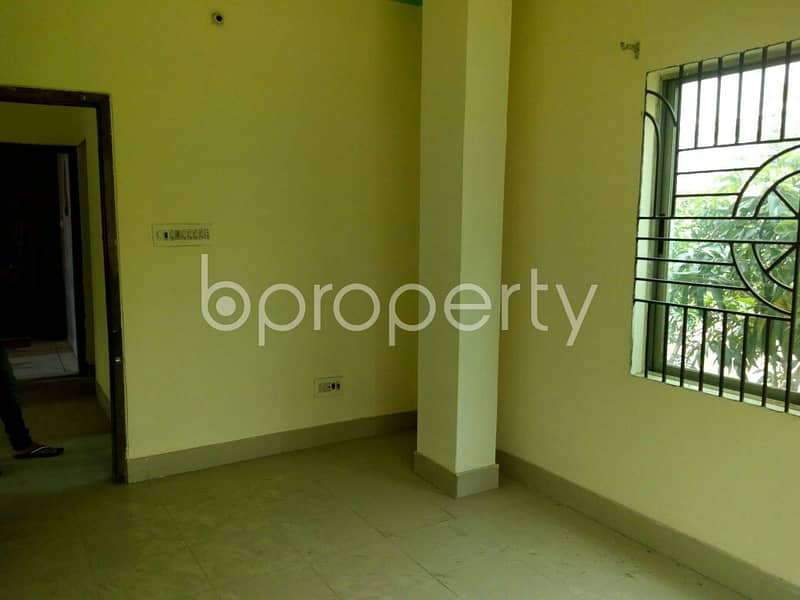 Flat For Rent In Amlapara Near Amlapara Madrasha