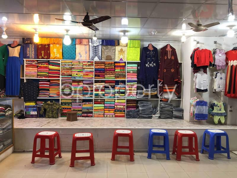 Acquire This Shop Which Is Up For Sale In Dakshin Khan Near Milestone School & College