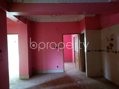 Flat For Sale In Halishahar Close To Sonali Bank Limited
