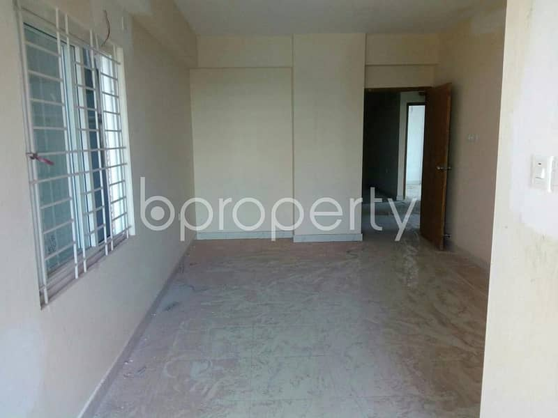 An Apartment At Chatogram Nearer Dutch-bangla Bank Limited Atm Is Up For Sale.
