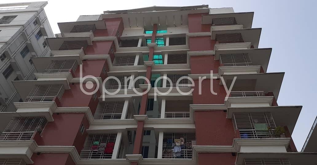 Flat For Rent At Bashundhara R-A, Near Bashundhara Boro Masjid
