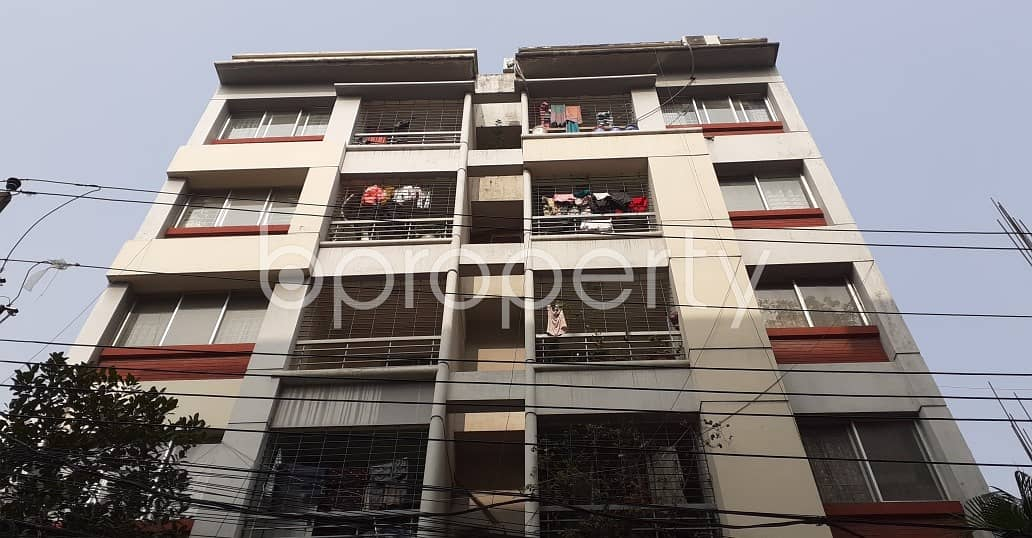 An Apartment Is Up For Rent In Uttara , Near Gausul Azam Jameh Mosjid