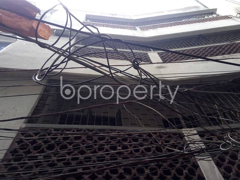 A Nicely Planned Flat Is Up For Rent In Shukrabad Nearby Shukrabad High School