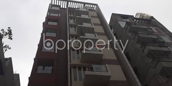 Flat For Rent At Bashundhara R-A , Near Viquarunnisa Noon School and College