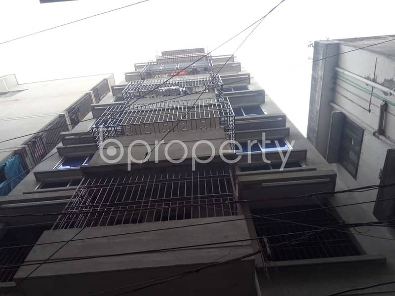 Start A New Home, In This Flat For Rent In Shukrabad, Near Shukrabad High School