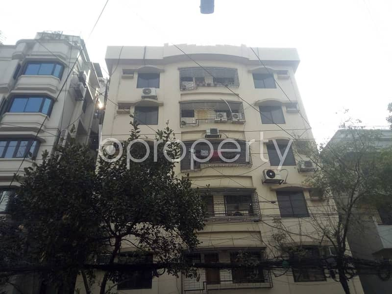 Properly Constructed Flat For Rent In Banani, Near Dhaka International University