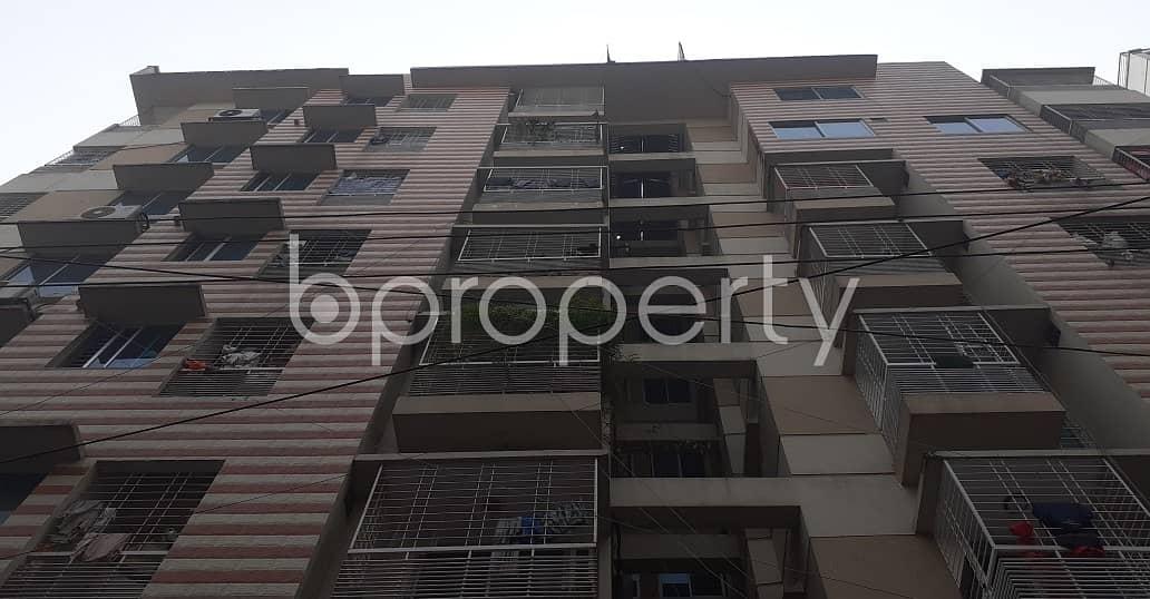 Check This Apartment Up For Rent At Dhanmondi Near Zigatola Gabtola Masjid