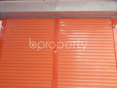 A Shop Is Up For Rent In Kuril Near Pubali Bank Limited