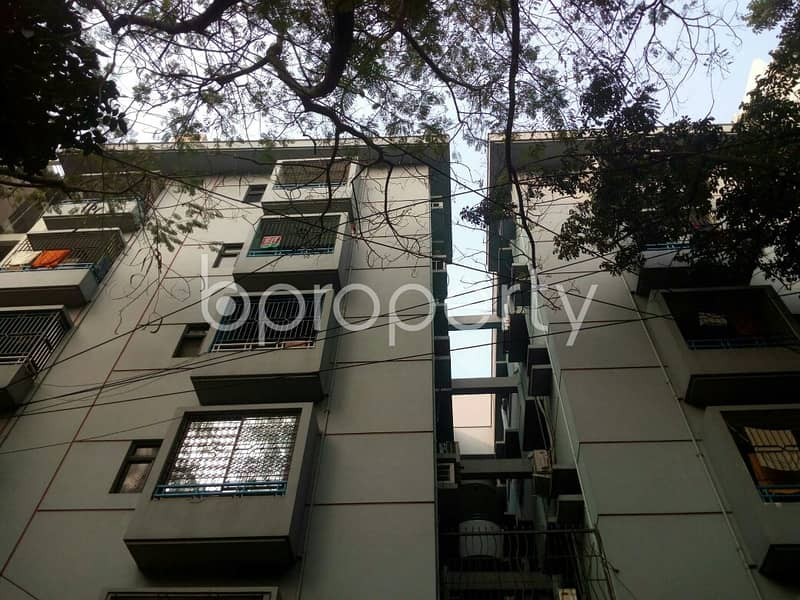 Flat For Rent At Banani , Near Banani Bidyaniketan School & College