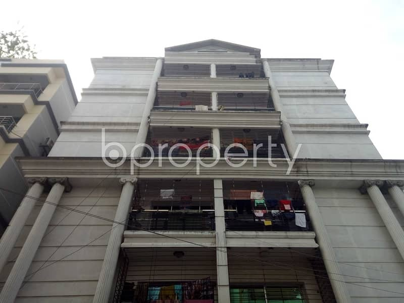 This Flat Is Now Vacant For Rent In Banani Close To Bangladesh Bridge Authority