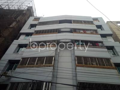 An Impressive Flat Is Up For Rent In Banani Near Banani Model High School