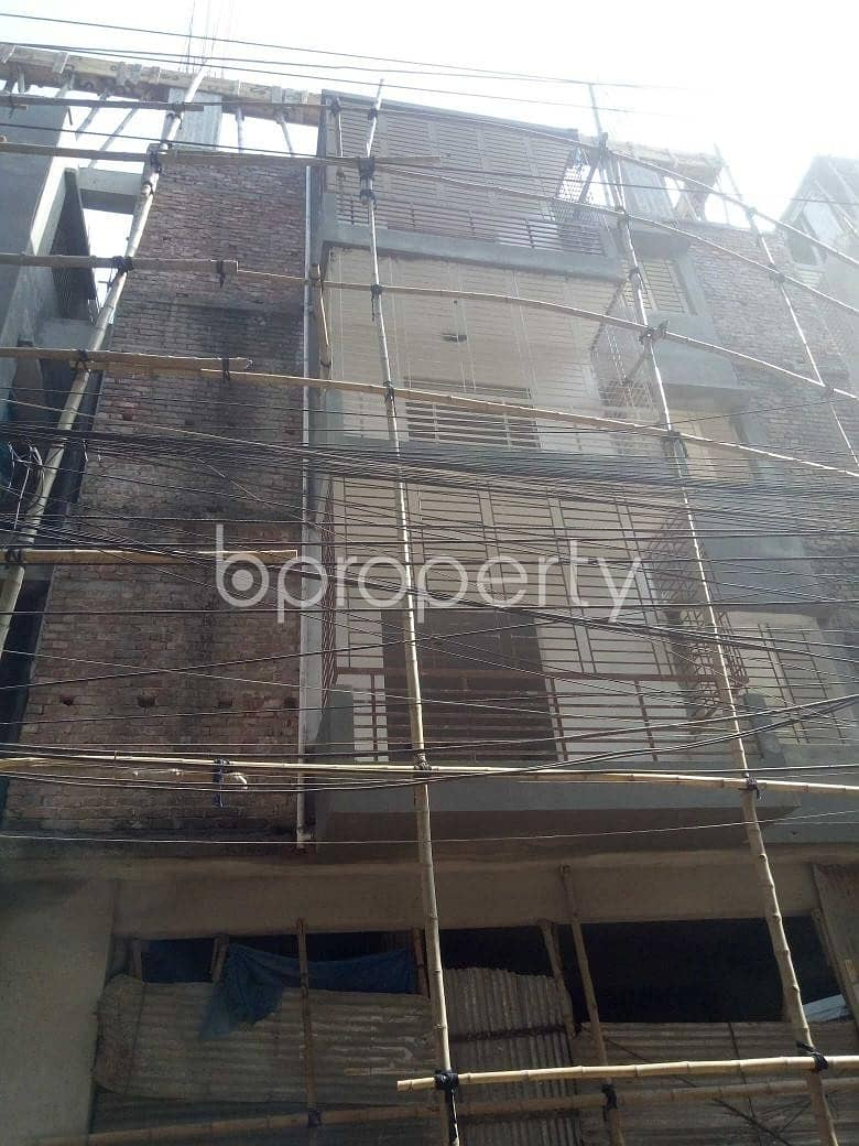 922 Sq Ft Flat Is Up For Sale In Shahjadpur Close To Southeast Bank Limited