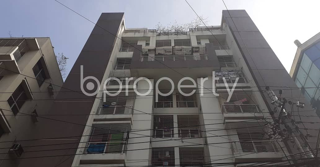 Visit This Apartment For Sale In Uttara Near Yale International School.