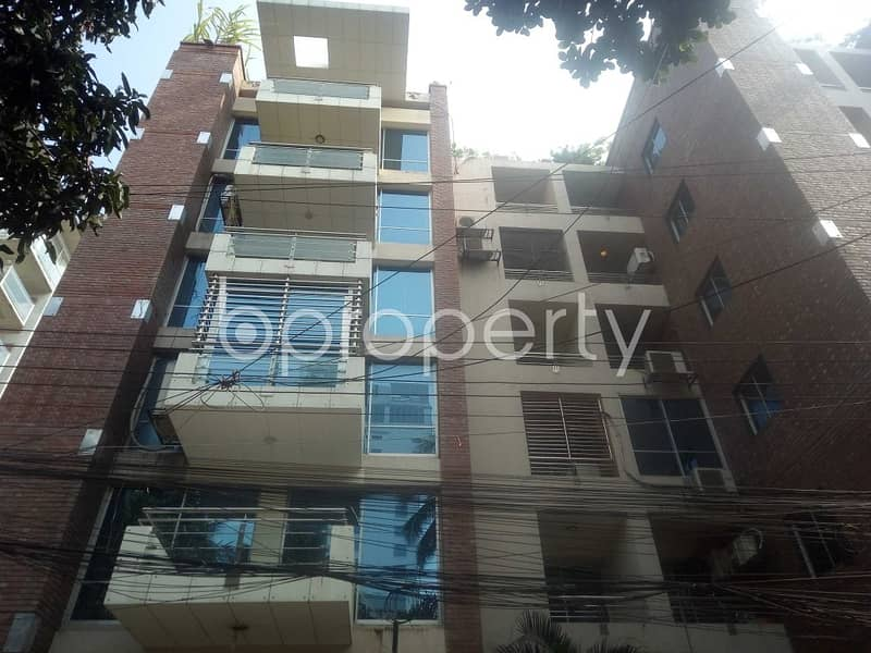 Get Comfortable In A Nice Flat For Rent In Gulshan 1, Nearby Southeast Bank Limited