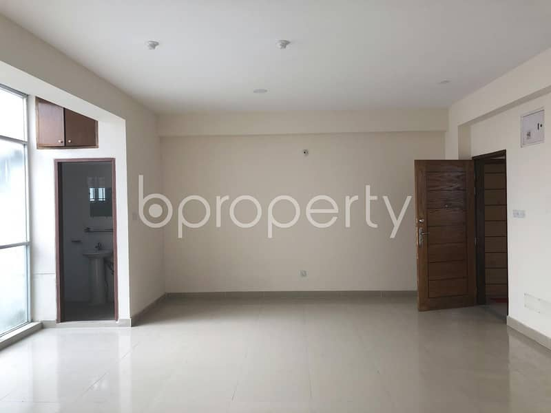 Near Saphena Women's Dental College & Hospital, A 1300 SQ FT Remarkably Convenient Flat For Sale In Maghbazar