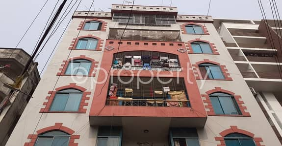 Completely Suitable And Ready Flat For Rent In Uttara Near Baitul Aman Jame Masjid
