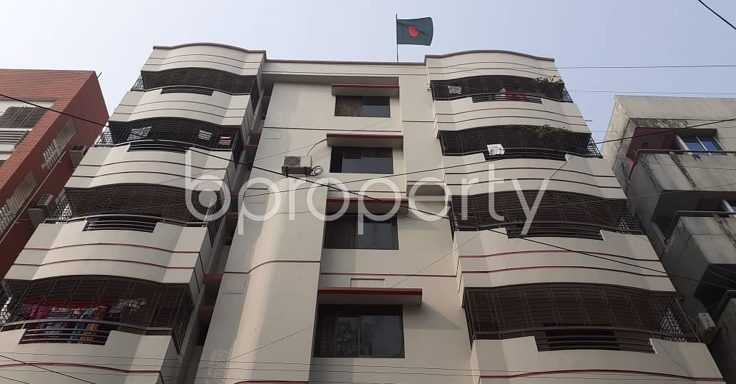 This Flat Is Now Vacant For Rent In Uttara Close To Baitul Aman Jame Masjid