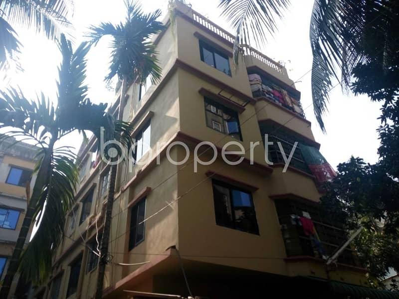 At Halishahar, flat for Rent close to Halishahar Thana