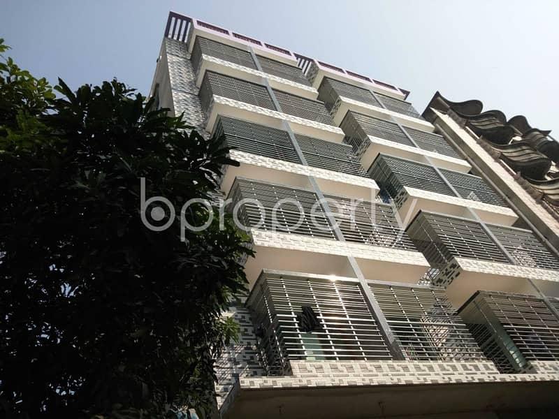 An Apartment Is Ready For Rent At Halishahar , Near Halishahar B Block Primary School.