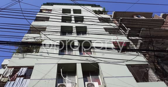 Completely Suitable And Ready Flat For Rent In Kathalbagan Near Baitul Falah Jame Masjid