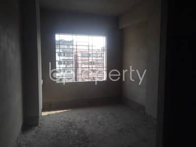 3 Bedroom Apartment for Sale in Bakalia, Chattogram - Check This Nice Flat For Sale At West Bakalia Nearby Rahattarpul Jame Masjid